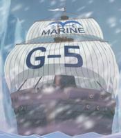 Smoker's G-5 Ship