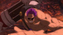 Zephyr vs. Luffy
