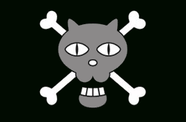 File:Black Cat Pirates' Jolly Roger.png