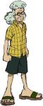 Boodle Anime Concept Art