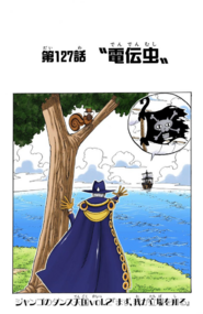 Chapter 127 Colored