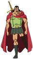 Concept Art Kyros Anime