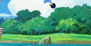 Goat Island Episode of Luffy