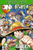 One Piece Green Star Comics