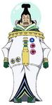 Saint Charlos Anime Concept Art