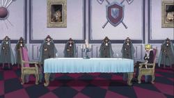 Salle de banquet de Capone Bege