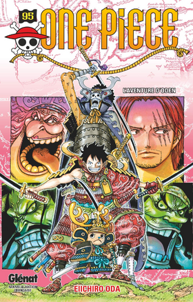 Tome 95 Couverture VF Infobox