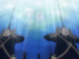 Utan sonar's divers Anime