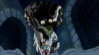 Basilic Vs Luffy et Baggy