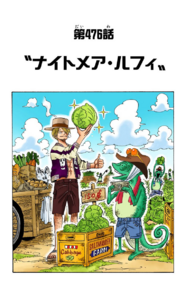 Chapter 476 Colored