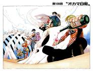 Coloreado Digital del Capítulo 156