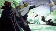 Ichiji es protegido por su subordinado