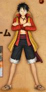 Luffy DLC Musou Battle 2