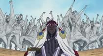 Momonga Menusuk Tangannya