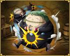 TC757 Fukuro CP9 Dark Justice