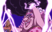 Big Mom Attackes Judge