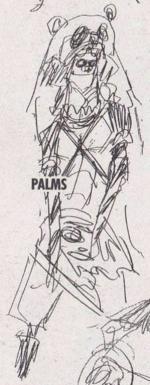 Palms Concept Art