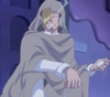 Sanji's Disguise at Cacao Island