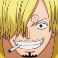 Sanji Post Ellipse Portrait