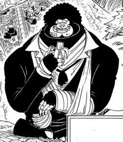 Blackback Manga Infobox