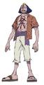 Concept Art Kaneshiro Anime