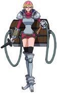 Guarana Anime Concept Art