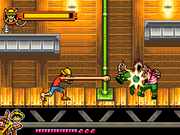 One Piece GBA Attack
