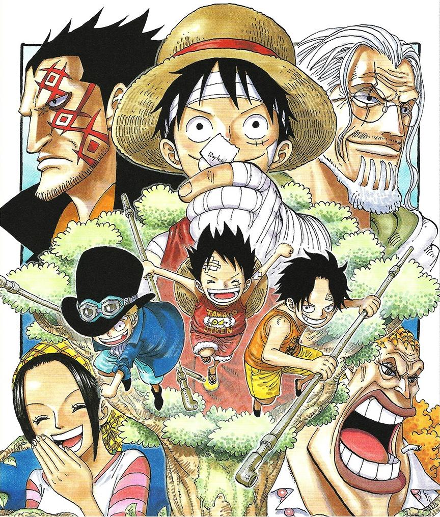 Post-War Arc | One Piece Wiki | FANDOM powered by Wikia