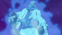 Ryuma dona la Shusui a Zoro