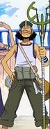 Usopp OVA 2 Outfit