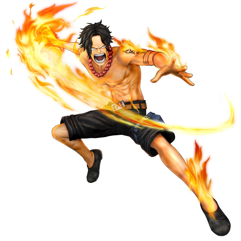 image ace pirate warriors png one piece wiki fandom powered by
