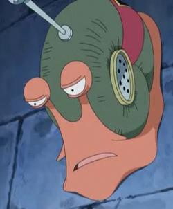 Escargophone surveillance Anime