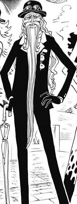 Haredas Manga Dos Años Después Infobox
