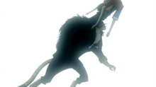 Lucci derrota a Luffy