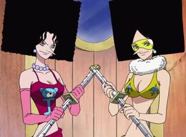 Mozu and Kiwi Anime Infobox