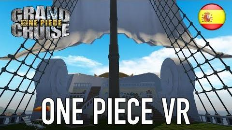 One Piece Grand Cruise - PSVR Trailer (Spanish)