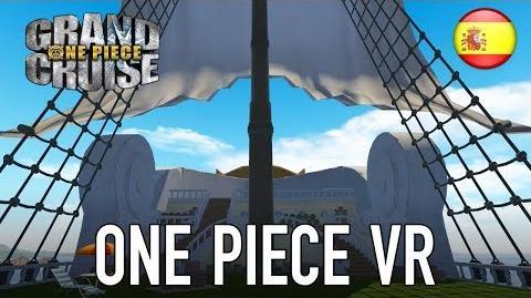 Roxas Nobody/Llega el primer juego de anime para Playstation VR: One Piece Grand Cruise