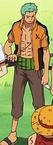 Penampilan Zoro OVA 2