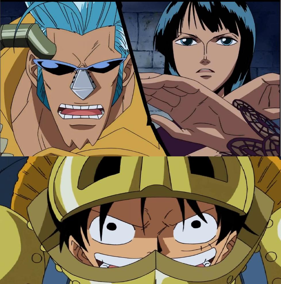 Monkey d luffy nico robin y franky vs generales zombi - Luffy x nico robin ...
