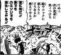 SBS67 Zoro Sanji fight