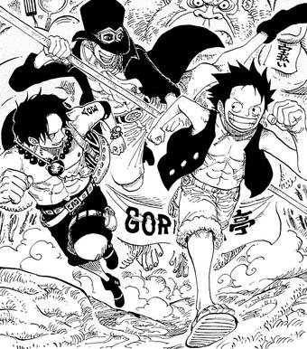 Sabo Wikia One Piece Fandom