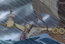 Zeff como pirata