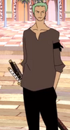 Zoro Movie 6 First Outfit