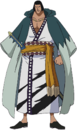 Chaka Post Timeskip Anime Concept Art