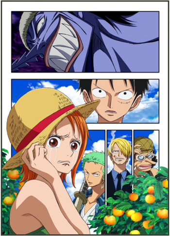 Episode of Nami