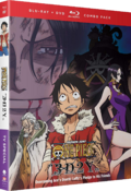 FUNimation Special 8 Blu-Ray Cover