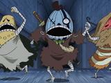 Gyoro, Nin, and Bao