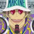 Jango Marine Portrait