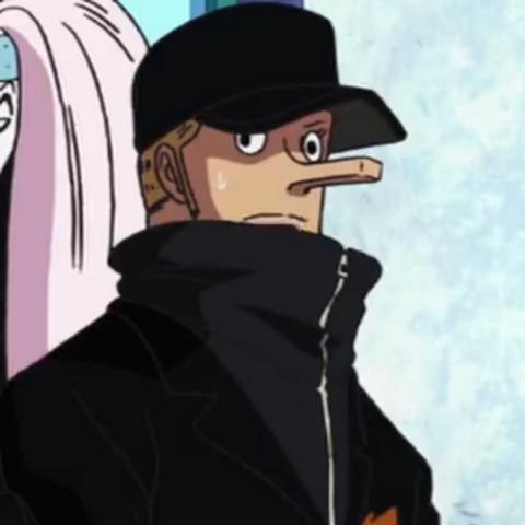 Kaku come membro del CP9