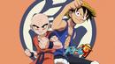 Luffy Eyecatcher Dragon Ball Kai